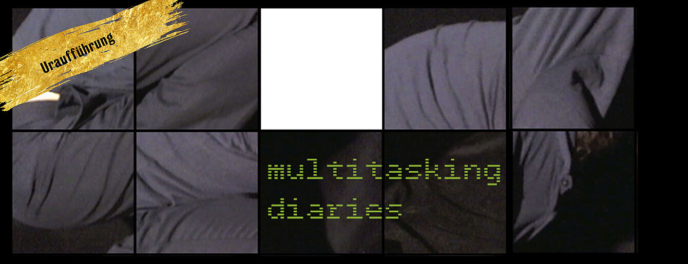 Jan Machacek multistasking diaries