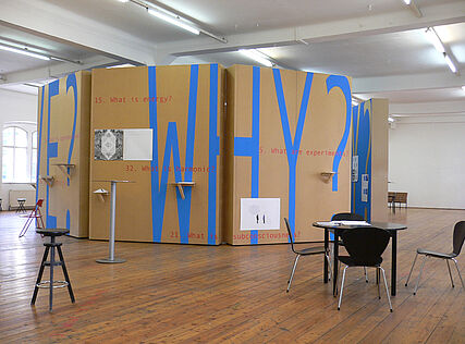 What is positive? Why? | Kunsthalle Exnergasse