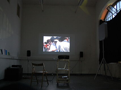 Kunsthalle Exnergasse and The Music Appreciation Society present a screening of Wattstax and Gimme Shelter | Foto: KEX