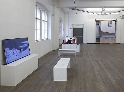 Exhibition view, © Wolfgang Thaler 2018